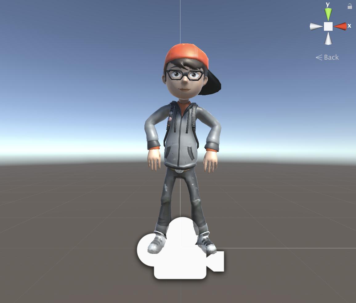 3D模型展示